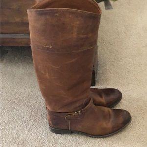 Frye Melissa Extended Calf Boot